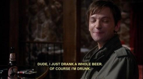 garth drunk
