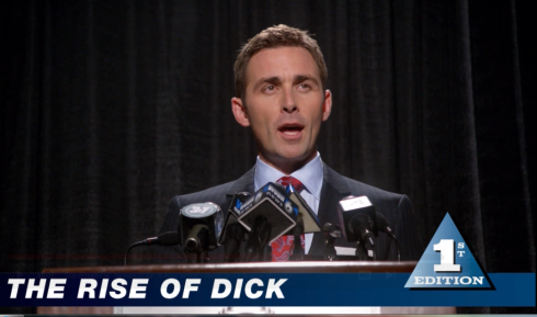 rise of dick
