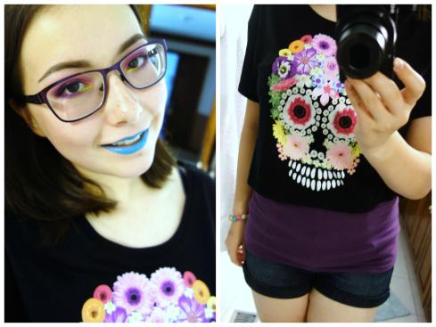 neon skull collage 4