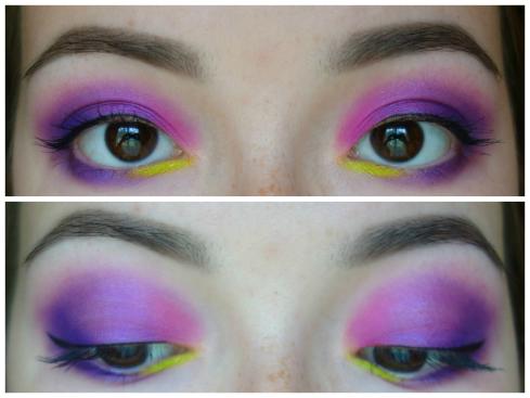 neon skull collage 6