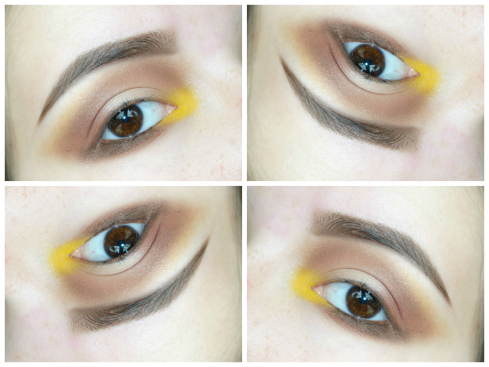 smokey yellow